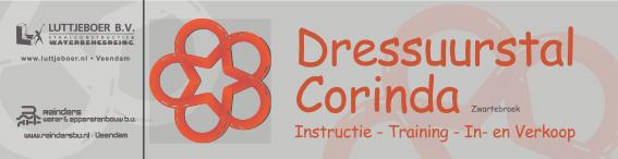 Dressuurstal Corinda